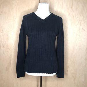 Aeropostale Dark Navy Blue Sweater